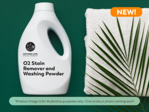 O2 Stain Remover